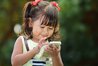 Uso de Smartphones prejudica a visão das crianças?