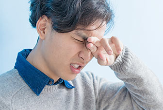 Primeiros socorros oculares