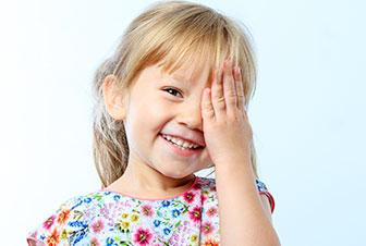 Problemas de visão entre as crianças, como notar?
